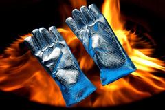 Hochtemperatur Handschuhe Zetex