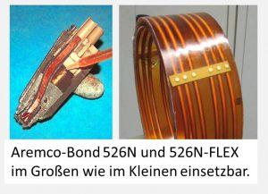 Aremco-Bond 526N-FLEX und 526N